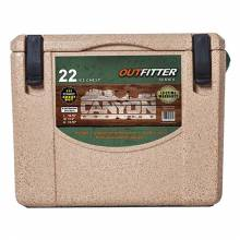 Canyon Coolers - Canyon Cooler Outfitter 22 Quart Cooler - Image 1