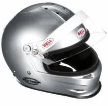 Bell - Bell GP.2 Youth Racing Helmet, Silver - Image 4