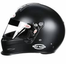 Bell - Bell GP.2 Youth Racing Helmet, 4XS Black - Image 2