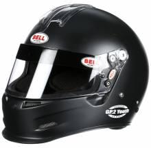 Bell - Bell GP.2 Youth Racing Helmet, Black - Image 1