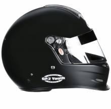Bell - Bell GP.2 Youth Racing Helmet, Black - Image 3