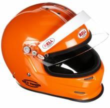 Bell - Bell GP.2 Youth Racing Helmet, Orange - Image 4