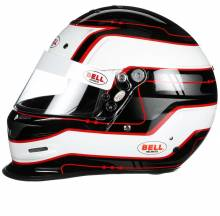 Bell - Bell K.1 Pro, Circuit Red XX Small (54-55) - Image 2
