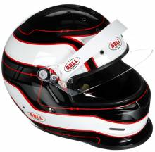 Bell - Bell K.1 Pro, Circuit Red XX Small (54-55) - Image 4