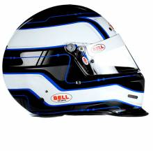 Bell - Bell K.1 Pro, Circuit Blue XX Small (54-55) - Image 3