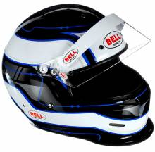 Bell - Bell K.1 Pro, Circuit Blue XX Small (54-55) - Image 4
