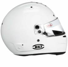 Bell RS7, White 6 3/4 (54)