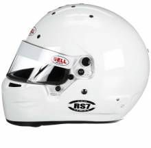 Bell RS7, White 7 1/4 (58)