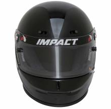 Impact Racing - Impact Racing 1320 No Air, X Small, Gloss Black - Image 2