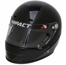 Impact Racing - Impact Racing 1320 No Air, Small, Gloss Black - Image 1
