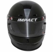 Impact Racing - Impact Racing 1320 No Air, X Large, Gloss Black - Image 2