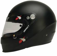Impact Racing - Impact Racing 1320 No Air, Small, Flat Black - Image 3