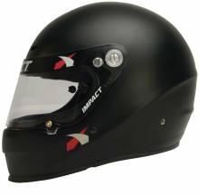 Impact Racing - Impact Racing 1320 No Air, Large, Flat Black - Image 3
