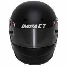 Impact Racing - Impact Racing 1320 No Air, X Large, Flat Black - Image 2