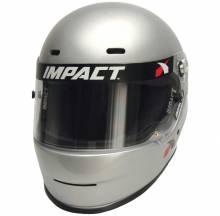 Impact Racing - Impact Racing 1320 No Air, Small, Silver - Image 1