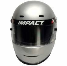 Impact Racing - Impact Racing 1320 No Air, Large, Silver - Image 2