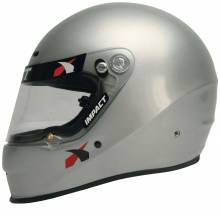 Impact Racing - Impact Racing 1320 No Air, X Large, Silver - Image 3