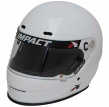 Impact Racing - Impact Racing 1320 No Air, Small, White - Image 1