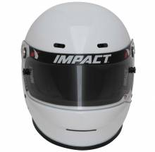 Impact Racing - Impact Racing 1320 No Air, Small, White - Image 2