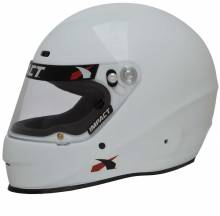 Impact Racing - Impact Racing 1320 No Air, Small, White - Image 3