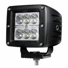 "Night Stalker Lighting - Night Stalker 3D 18 Watt High Energy 3"" Compact Driving Lights - Spot - Image 1"