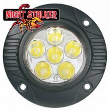Night Stalker Lighting - Night Stalker Flush Mount LED Lighting - Round - Image 3