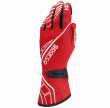 Sparco Closeout  - Sparco Lap RG-5 Racing Glove X-Large Red - Image 1