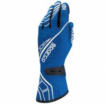 Sparco Closeout  - Sparco Lap RG-5 Racing Glove Medium Blue - Image 1