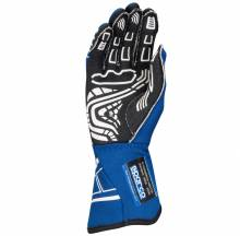 Sparco Closeout  - Sparco Lap RG-5 Racing Glove Medium Blue - Image 2