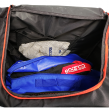Main Storage with mesh side pockets