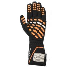 Alpinestars - Alpinestars Tech-1 Race V2 Race Glove Large Black/Orange Flou - Image 2