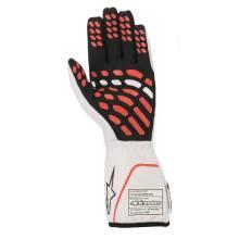 Alpinestars - Alpinestars Tech-1 Race V2 Race Glove Medium White/Black/Red - Image 2