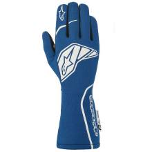 Alpinestars - Alpinestars Tech-1 Start V2 Glove Medium Royal Blue/White - Image 1