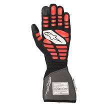 Alpinestars - Alpinestars Tech-1 ZX V2 Race Glove Large Anthracite/Yellow Flou/Black - Image 2