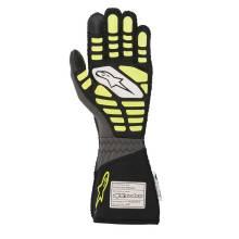 Alpinestars - Alpinestars Tech-1 ZX V2 Race Glove Small Black/Orange Flou - Image 2