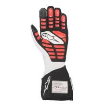 Alpinestars - Alpinestars Tech-1 ZX V2 Race Glove Medium Black/Anthracite/Red - Image 2