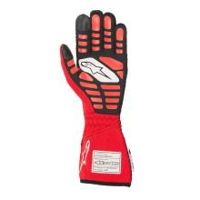 Alpinestars - Alpinestars Tech-1 ZX V2 Race Glove Small White/Black/Red - Image 2
