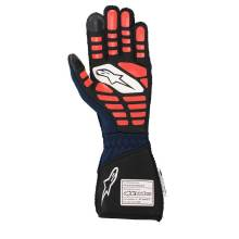 Alpinestars - Alpinestars Tech-1 ZX V2 Race Glove Small Anthracite/Yellow Flou/Black - Image 2