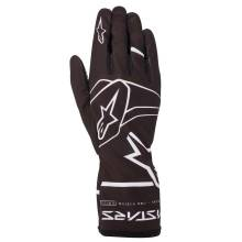Alpinestars - Alpinestars Tech-1 K Race V2 Karting Glove Solid Small Black/White - Image 1