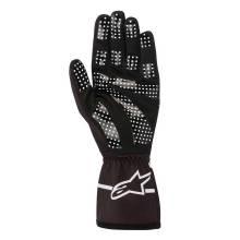 Alpinestars - Alpinestars Tech-1 K Race V2 Karting Glove Solid Small Black/White - Image 2