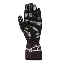 Alpinestars - Alpinestars Tech-1 K Race V2 Karting Glove Solid Medium Black/White - Image 2