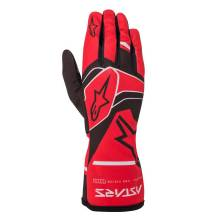 Alpinestars - Alpinestars Tech-1 K Race V2 Karting Glove Solid Large Red/Black/Gray - Image 2