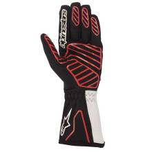 Alpinestars - Alpinestars Tech-1 K V2 Karting Glove Medium Black/Red/White - Image 2