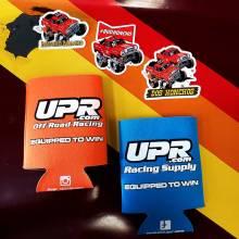 UPR - Bud Honcho Sticker & Koozie Pack - Image 1