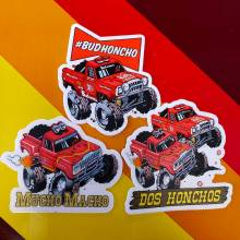 UPR - Bud Honcho Sticker Pack - Image 2