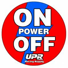 UPR - Fire Extinguisher & Master Power Sticker Pack - Image 3