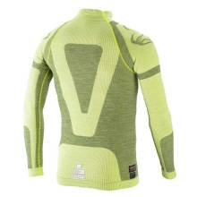 Alpinestars - Alpinestars ZX EVO V2 Top X Large Yellow Flou/Dark Yellow - Image 2