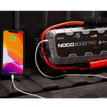 NOCO/Genius - NOCO Boost PRO 3000A UltraSafe Lithium Jump Starter & Power Supply GB150 - Image 4