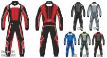 Alpinestars - Alpinestars Tech Vision Custom Racing Suit - Image 2