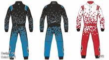 Alpinestars - Alpinestars Tech Vision Custom Racing Suit - Image 3